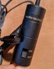 Audio-Technica ATR-35S Condenser Omnidirectional Lavalier Microphone