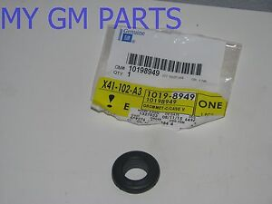 CHEVROLET PERFORMANCE PCV GROMMET 10198949 NEW GM