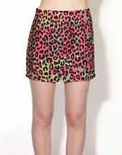 Supre Polyester Mini Skirts for Women