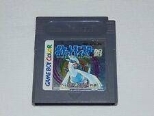 Game Boy Color JAP: Pokemon Silver (cartucho/cartridge)