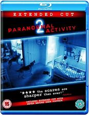 Paranormal Activity 2 - Blu-Ray - Extended Cut - Tod Williams