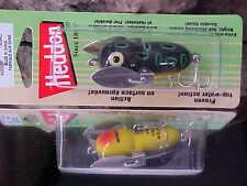 Heddon Tiny Crazy Crawler 1/4oz Topwater Nite Lure X0320BF BULL FROG - BASS/PIKE