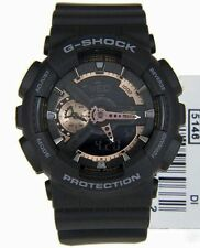 Imported Casio Men's GA110GB G-Shock Black Gold Dial Matt Sports Watch Gift