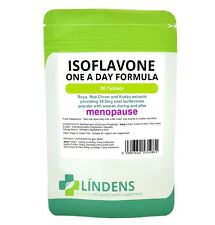 Soya Isoflavone Red Clover 3-PACK 90 Tablets Isoflavones Kudzu Extract Natural