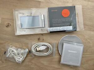 iRiver SPINN 4GB MP3 Player, sehr selten, extrem elegant (Sammler, Retro)