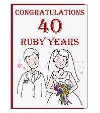 Islamique Mariage félicitations nikkah Moubarak Carte Mashallah Vierge à l/'intérieur