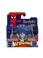 Marvel Minimates Miles Morales Prototype & Prowler Series Wave 77 Spider-Man New