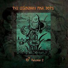 LEGENDARY PINK DOTS 10 to the Power of 9 Vol.2 LP VINYL 2014 LTD.299