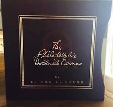 L. Ron Hubbard Philadelphia Doctorate Course - Gold Edition