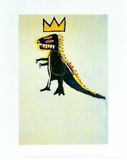 Jean-Michel Basquiat Pez Dispenser Poster Kunstdruck Bild 36x28cm Urban Art