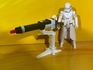 Star Wars - The Force Awakens Loose - First Order Snowtrooper with Heavy Cannon