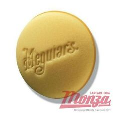 Meguiars Soft Foam Car Wax / Polish / Tyre Gloss / Leather Applicator Pad