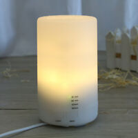 LED Ultrasonic Aroma Essential Diffuser Air Humidifier Purifier Aromatherapy JR