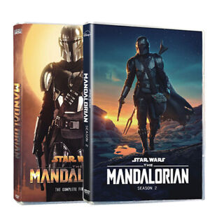 Star Wars: Mandalorian Collection (5-Discs DVD ) Complete Free Fast Shipping
