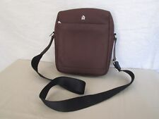 Genuine Dunhill London traveller North South messenger bag crossbody in brown