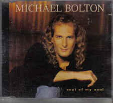 Michael Bolton-Soul Of My Soul cd maxi single