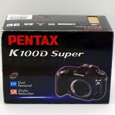 PENTAX K100D SUPER + obiettivo PENTAX 18-55 f:3,5-5,6