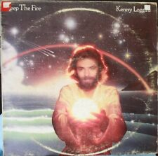 KENNY LOGGINS - KEEP THE FIRE - LP 12""