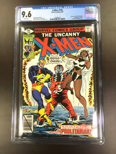X-MEN #124 (1963 Series) CGC 9.6 NEAR MINT+  (Claremont & Byrne)!