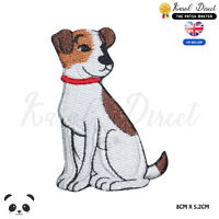 Cute Dog Disney Embroidered Iron On Sew On Patch Badge For Clothes etc