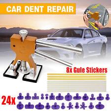 PDR Car Body Paintless Dent Repair Tool Puller Tab Glues Removal Hail Lifter Kit