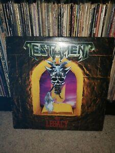 Testament the legacy Lp Vinyl