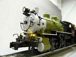LIONEL GREAT NORTHERN LEGACY B6SB STEAM LOCOMOTIVE #90 O GAUGE GN 2031390 NEW