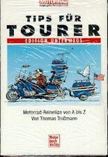 Tipps für Tourer - Motorradreisen