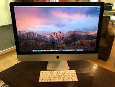 Apple iMac 5K Retina (27 Zoll), Intel Core i7,4GHz, 32GB, 1TB-SSD,  TopZustand.