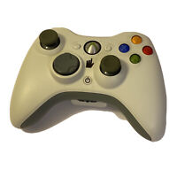 Microsoft B4F-00014 Xbox 360 Wireless Controller - White