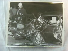 Vintage Car Photo VW Volkswagen Automobile Wreck 793