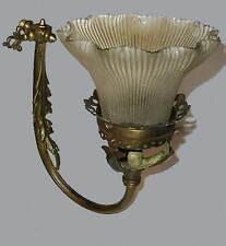 Bec de Gaz d' interieur (Applique) / years1850-1870  Livraison Monde entier