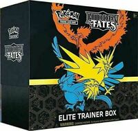 Pokémon Hidden Fates Elite Trainer Box Sealed Trading Card Game