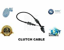 FOR MITSUBISHI LANCER 1.2 1.5 GL GLX SALOON ESTATE 1986 NEW CLUTCH CABLE OE