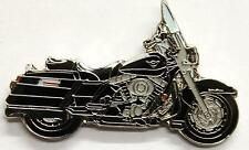 Harley Davidson Road King Tourer Enamel Collector Pin Badge from Fat Skeleton