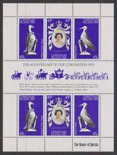 Christmas Island Sheet Stamps