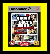 Grand Theft Auto: Liberty City Stories Playstation 2 PS2 PAL Brand New