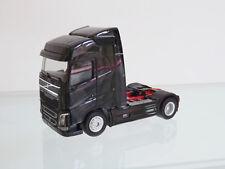 Herpa 303767-004 - 1:87 - Volvo Fh Gl Globetrotter Unidad Tractora, Negro Nuevo