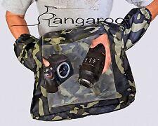 Digital Camera Lens Changing Bag Plus Camera Rain Cover
