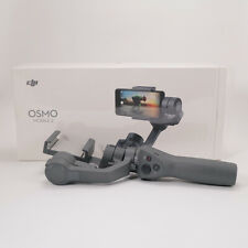 DJI Osmo Mobile 2 Handheld Smartphone Gimbal Gray iPhone Android Mint Condition