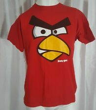 Official Merchandise Angry Birds Red Bird - Red T Shirt M