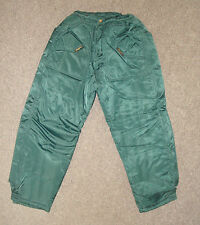 SNOW PANTS freezer pants COLD WEATHER PROTECTION new XX SMALL