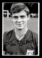 Anton Plattner Autogrammkarte Bayern München Spieler 60er Jahre Original Sign