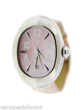 Locman Nuovo Pink Dial Stainless Steel Watch 020