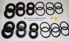 for VW TOUAREG 2002-2010 Front Brake Caliper Seal Repair Kit 350mm discs 18zbs
