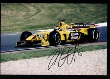 Heinz-Harald Frentzen Foto Original Signiert Formel 1 +G 18635