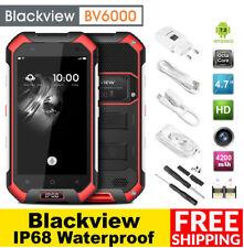 Blackview BV6000 Wasserdicht 4G Smartphone Android 7.0 Octa Core 32GB+3GB 13+5MP