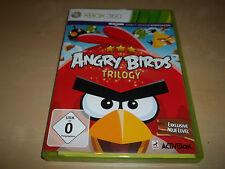 Xbox360 Spiele - Angry Birds / Trilogy