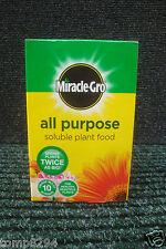 SCOTTS MIRACLE GRO ALL PURPOSE SOLUBLE PLANT FOOD 1 KILO