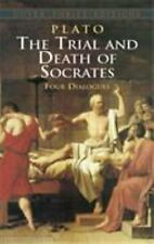 Dover Thrift Editions: The Trial and Death of Socrates : Four Dialogues by Plato